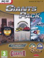 Giants Pack (Traffic Giant, Industry Giant II, Transport Giant)