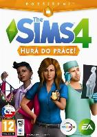 The Sims 4 Hurá do práce!  DIGITAL