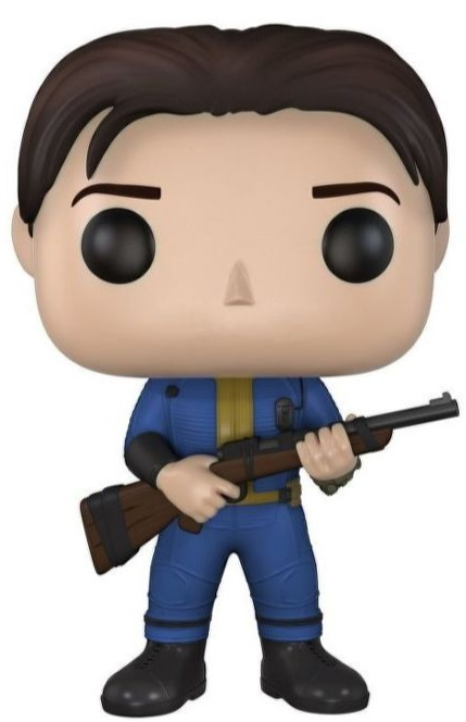 Figurka Fallout - Sole Survivor (Funko POP! Games 75) (PC)