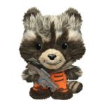 Plyšák Guardians of the Galaxy: Rocket Raccoon (Funko) (PC)