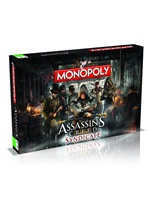 Desková hra Monopoly Assassins Creed: Syndicate