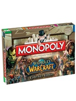 Desková hra Monopoly World of Warcraft