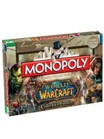 Monopoly - World of Warcraft - Desková hra