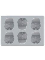 Silikonová formička Star Wars - Stormtrooper