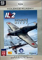 IL-2 Sturmovik: Zapomenuté bitvy (PC)