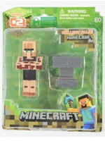 Figurka Minecraft Overworld - Villager světlý (PC)