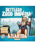 Settlers: Zrod impéria - Atlantida rozšíření - Desková hra