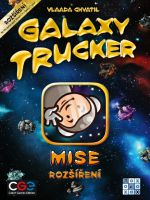 Desková hra Galaxy Trucker: Mise