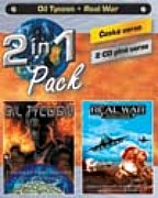 2in1 Pack - Real War + Oil Tycoon (PC)
