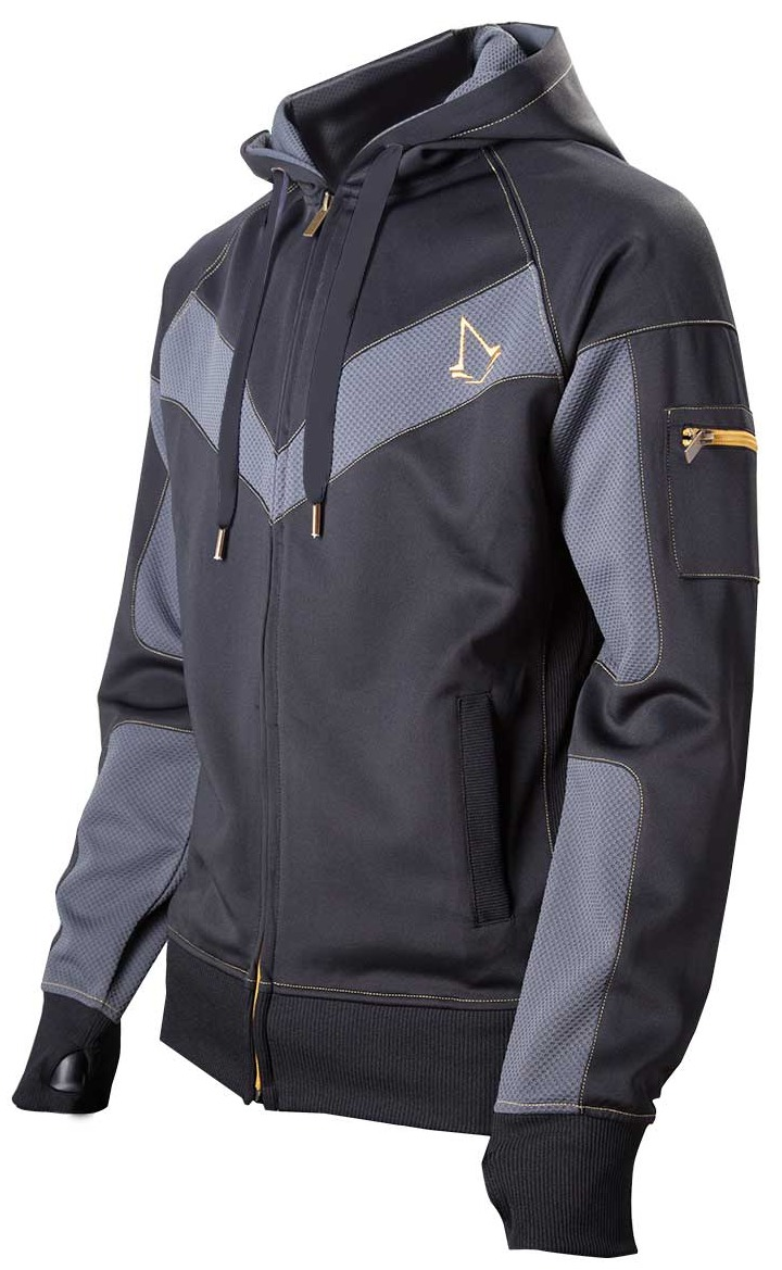Mikina Assassins Creed: Syndicate - Parkour hoodie (velikost XL) (PC)