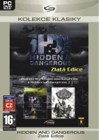 Hidden and Dangerous - Zlatá edice (PC)