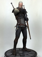 Figurka Zaklínač 3 - Geralt z Rivie