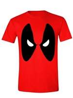 Tričko Deadpool - Angry Eyes M