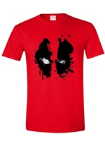 Tričko Deadpool - Face XL