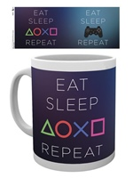 Hrnek PlayStation - Eat Sleep Play Repeat