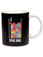 Hrnek Tetris - Epic Fail
