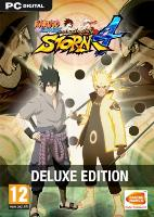 NARUTO SHIPPUDEN: Ultimate Ninja STORM 4 - Deluxe Edition + BONUS (PC) DIGITAL