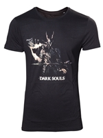 Tričko Dark Souls - Black Knight S