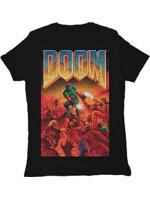 Tričko Doom - Cover (velikost M)