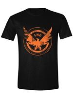 Tričko The Division - SHD Black Eagle XL