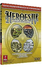 Heroes of Might and Magic IV - oficiální příručka (PC)