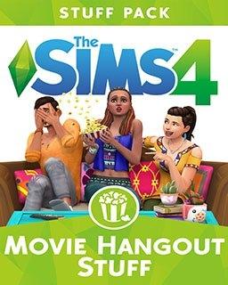 The Sims 4 Domácí kino (DIGITAL)