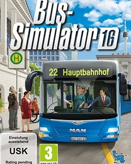 Bus Simulator 16 (PC DIGITAL)