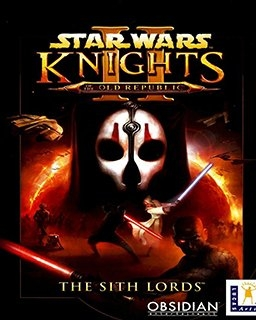 STAR WARS Knights of the Old Republic 2 The Sith Lords (DIGITAL)