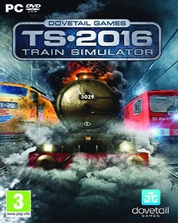 Train Simulator 2016 (DIGITAL)