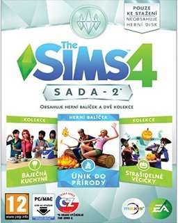 The Sims 4 Bundle Pack 2 (DIGITAL)