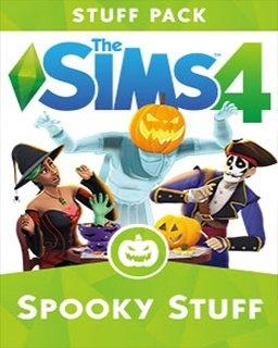 The Sims 4 Strašidelné věcičky (PC DIGITAL) (PC)