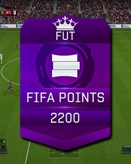 FIFA 16 2200 FUT Points (DIGITAL)