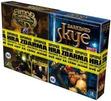 Super Pack 3 - Simon the Sorcerer 3D + Darkened Skye (PC)