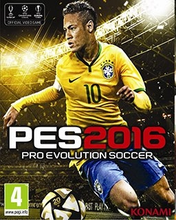 Pro Evolution Soccer 2016 (DIGITAL)
