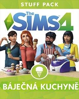The Sims 4 Báječná kuchyně (DIGITAL)