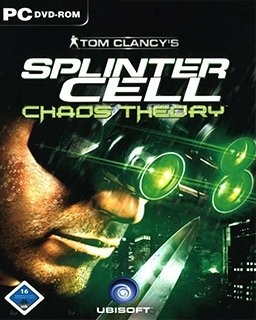 Tom Clancys Splinter Cell Chaos Theory (DIGITAL)
