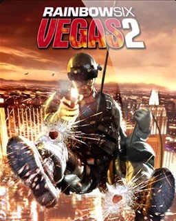 Tom Clancys Rainbow Six Vegas 2 (DIGITAL)