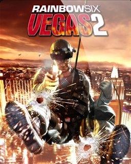 Tom Clancys Rainbow Six Vegas 2 (DIGITAL)