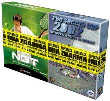 Super Pack 5 - Pro Soccer Cup 2002 + Next Generation Tennis (PC)