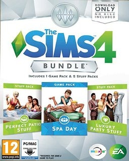The Sims 4 Bundle Pack 1 (DIGITAL)