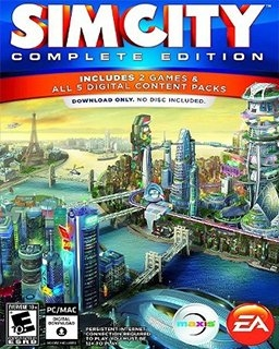 Simcity Kompletní Edice (PC DIGITAL) (PC)