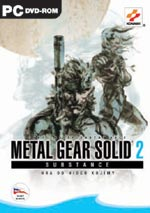 Metal Gear Solid 2 : Substance (DVD) (PC)