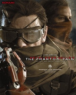 Metal Gear Solid V The Phantom Pain (DIGITAL) (PC)