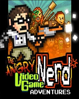 Angry Video Game Nerd Adventures (DIGITAL)
