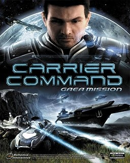 Carrier Command Gaea Mission (PC DIGITAL)