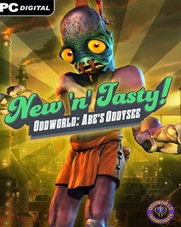 Oddworld New n Tasty (PC DIGITAL)