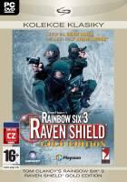 Rainbow Six 3: Raven Shield GOLD (PC)