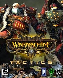 Warmachine Tactics (DIGITAL)