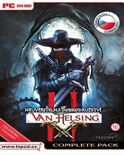 The Incredible Adventures of Van Helsing II Complete Pack (DIGITAL)