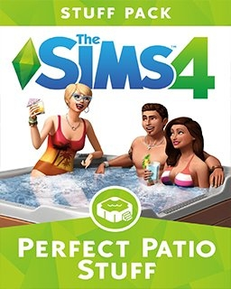 The Sims 4 Perfektní Patio (DIGITAL)